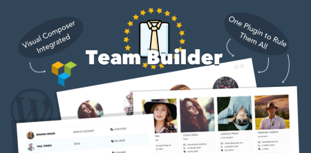 Team Builder For WordPress Featured Image New 450×222