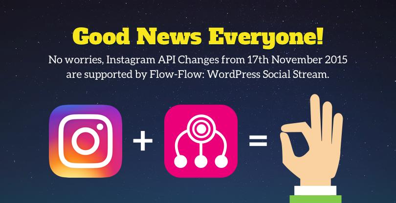 Important Instagram API Update